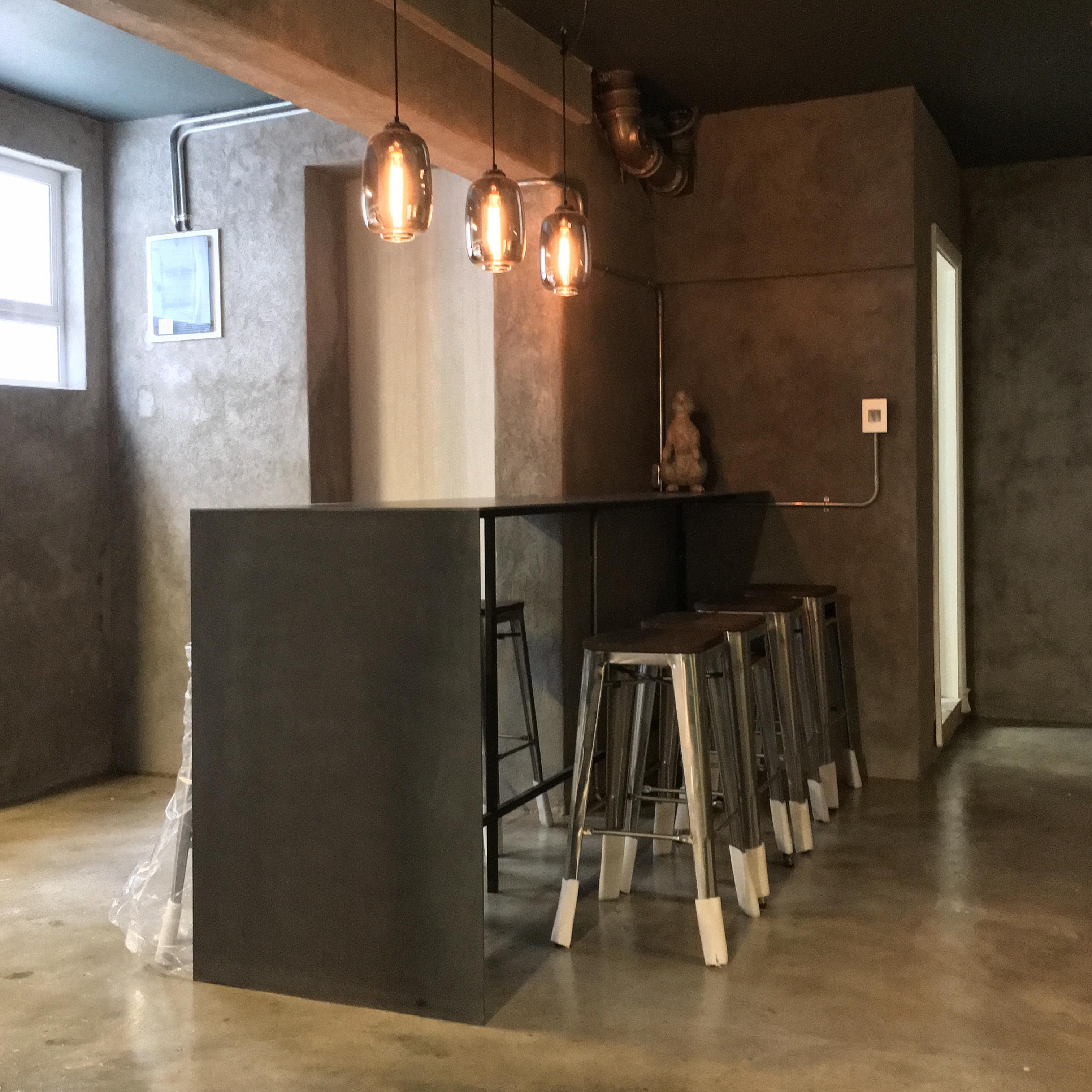 Custom Bar Counter, Sea Point - NRD Lighting Concepts